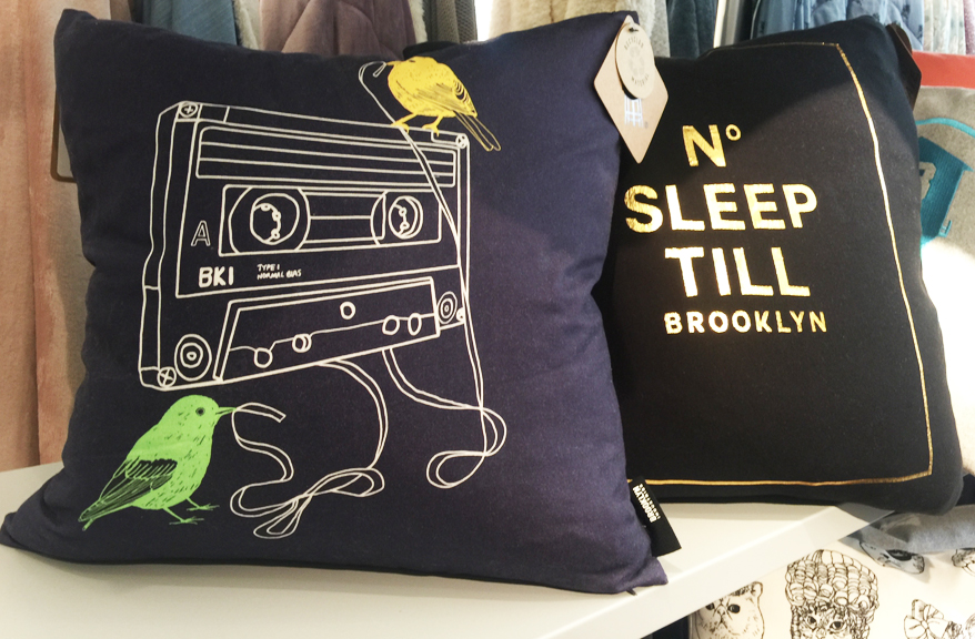 Brooklyn Industries Pillows from Berkshire Blanket & Home Co.