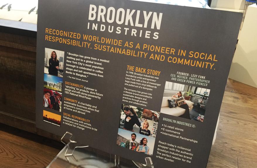 Parham Santana Brooklyn Industries Berkshire Story